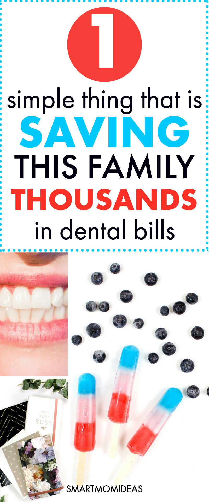 1 Simple Thing That is Saving This Family Thousands in Dental Bills