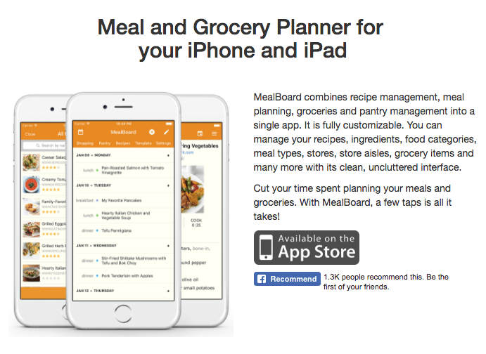 5 meal planning apps and an easy meal idea hack smart mom ideas