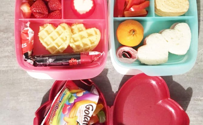 The Best Bento Box For Kids in Kindergarten