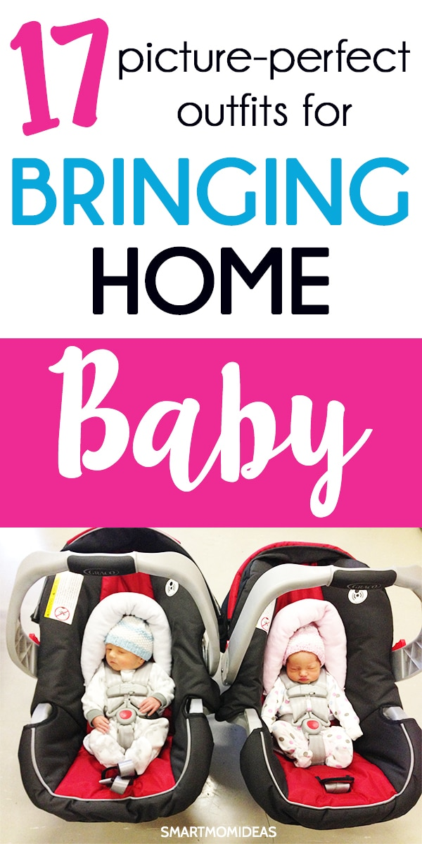 382a3fc9e Bring your baby girl or boy home from the hospital wearing a cute bringing home  outfit.