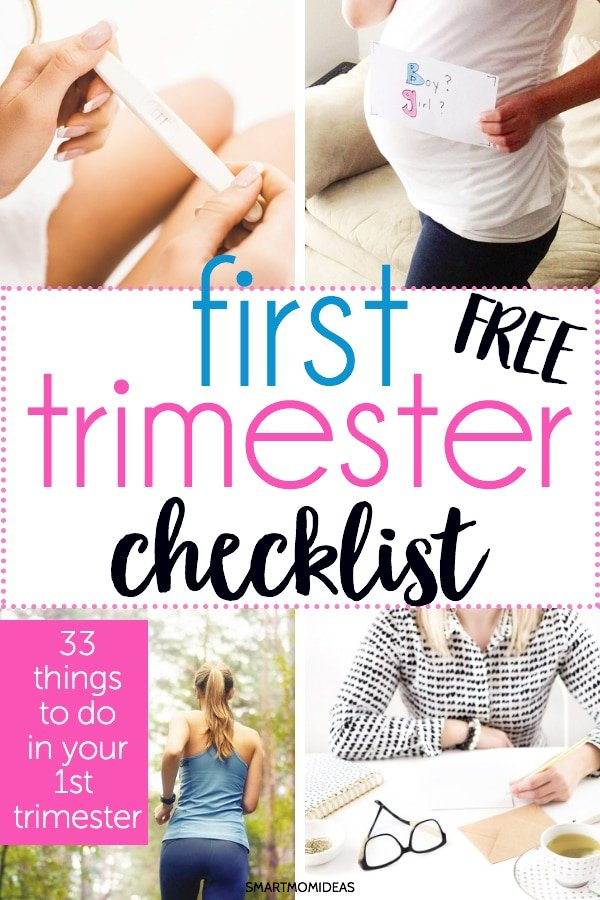 124ec4066 33 Things to Do Once You Find Out You re Pregnant (+First Trimester ...
