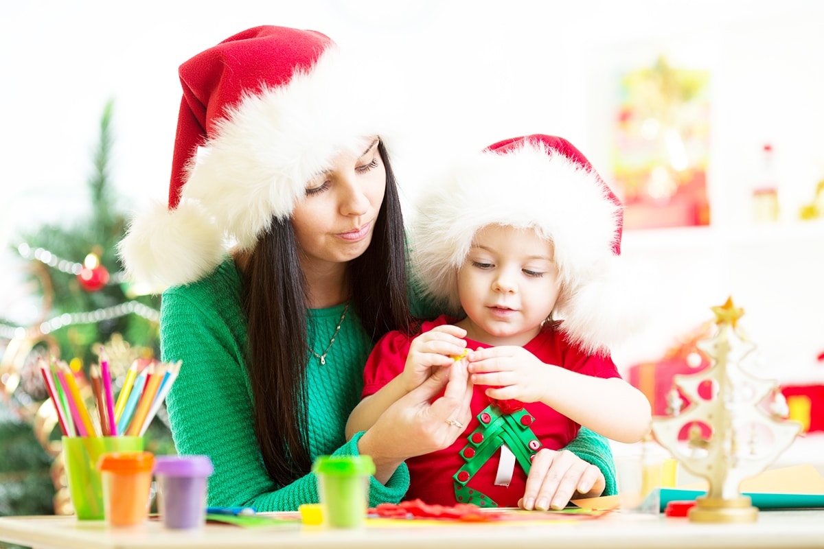 14 Easy Christmas Crafts For Kids To Make Smart Mom Ideas