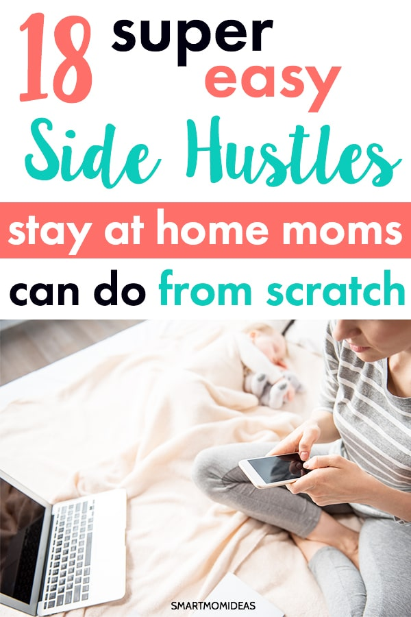 Online paying jobs for stay at home moms