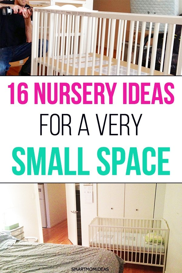 16 Small Nursery Ideas To Fit In Your Place Smart Mom Ideas
