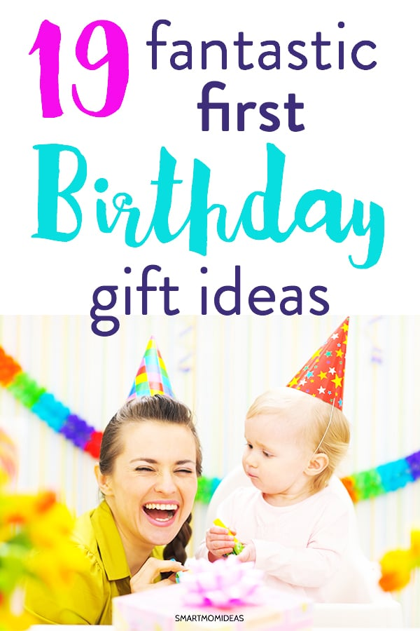 Discover The Perfect First Birthday Gift Ideas For Your Little One To Enjoy