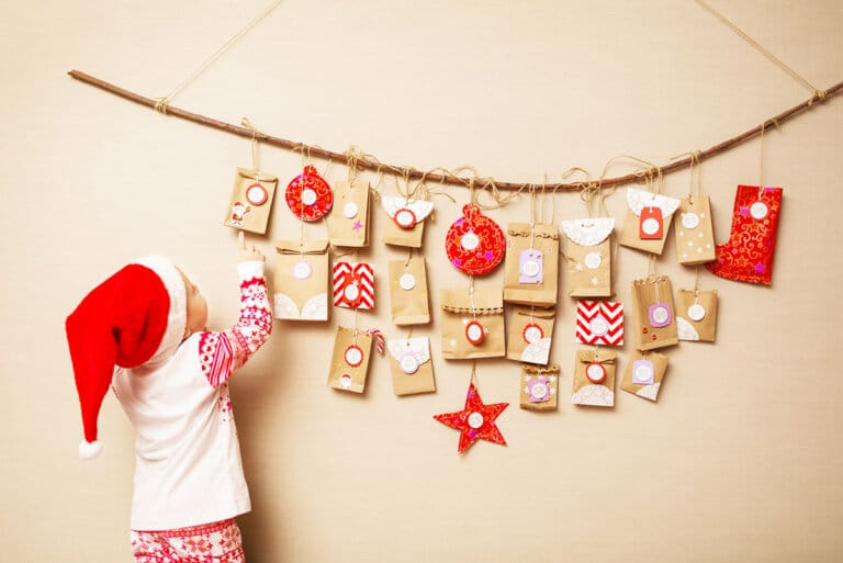 15 Fantastic Advent Calendar Ideas (That Are Candy-Free)
