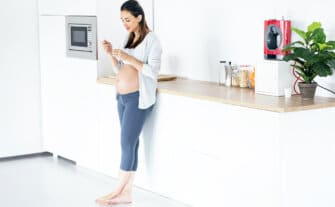 8 Ways to Have a Belly Only Pregnancy