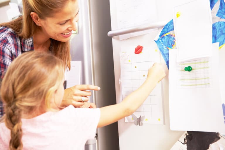 How to Start a Reward Chart for Your Child (And End the Fighting)