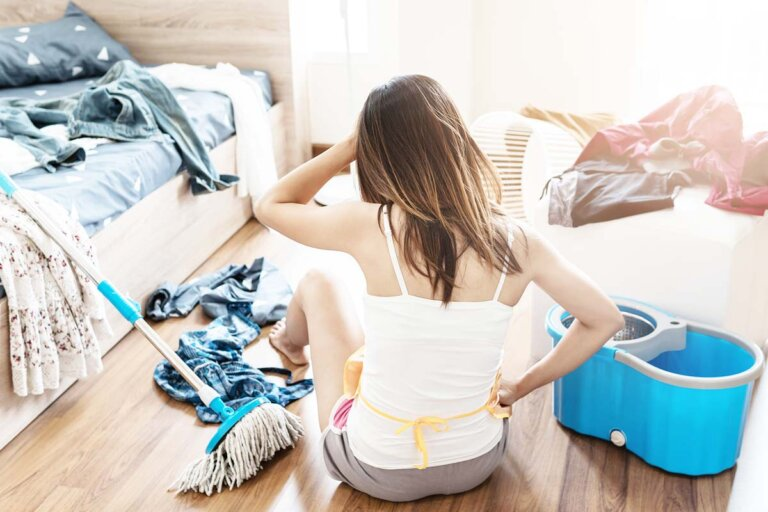 16 Ways to Clean Your Messy House (When You Have No Time to Clean)
