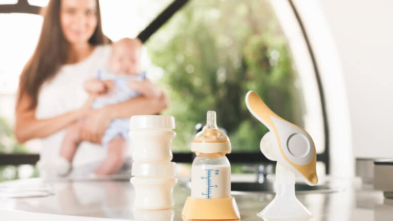 The Best Manual Breast Pump on a Budget
